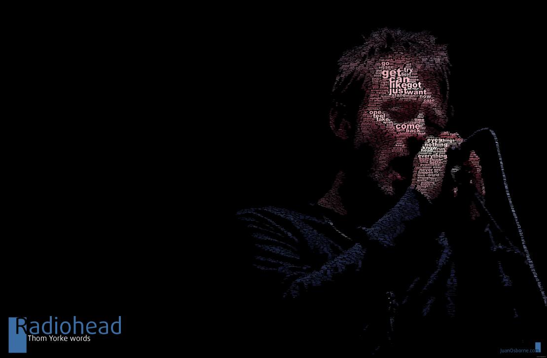 radiohead lyrics